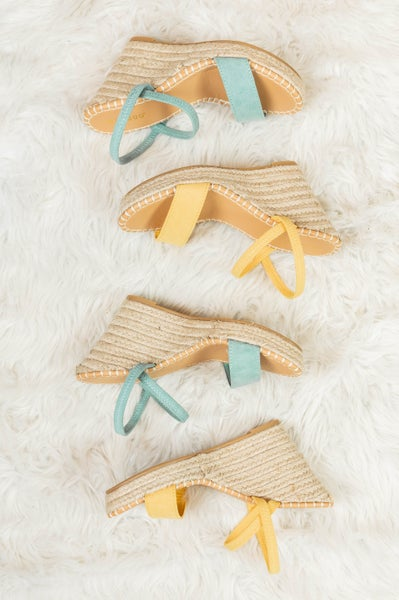 The April Wedges