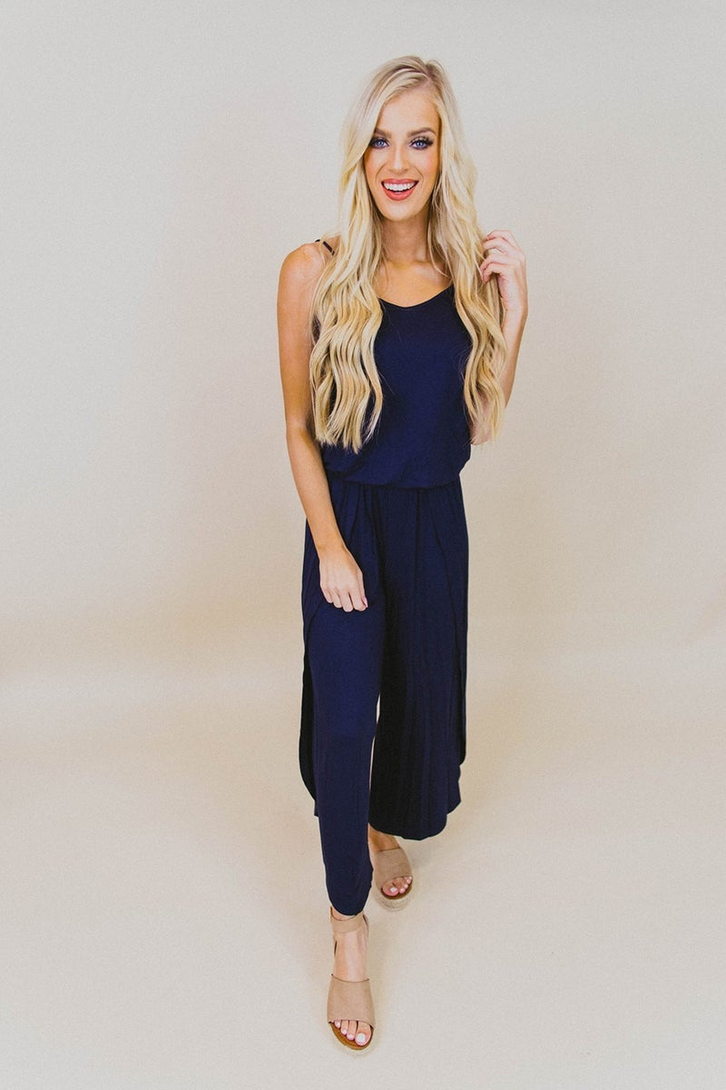 Live Life & Be Free Jumpsuit