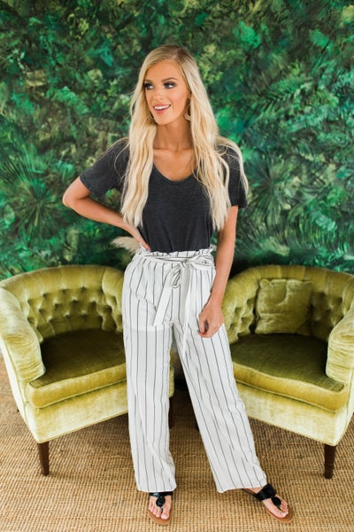 Spring Into Stripes Pants *Final Sale*