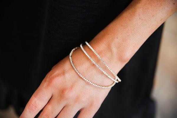 Crystal Ave Bracelet
