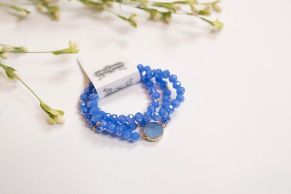 Shine Bright Stackable Braclets *Final Sale*