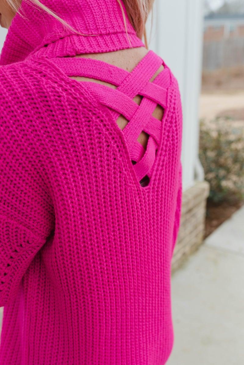 Barbie Girl Sweater Dress