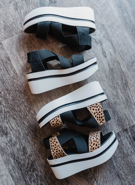 The Kelley Platform Wedges