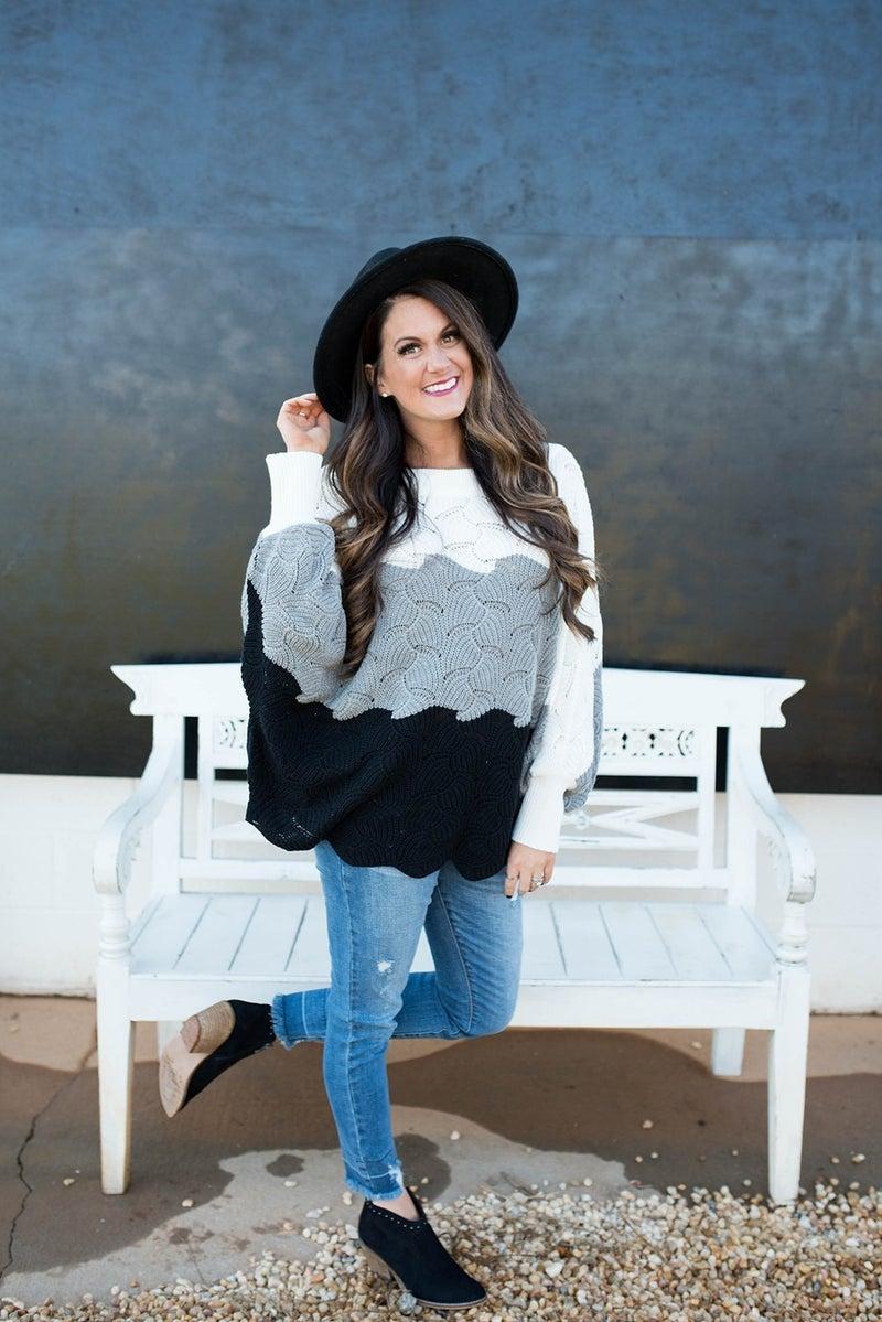 Meet Me in Tahoe Sweater