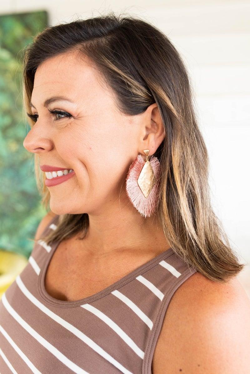 So Fab Tassel Earrings *Final Sale*