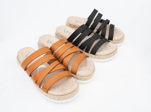 The Lindy Sandals