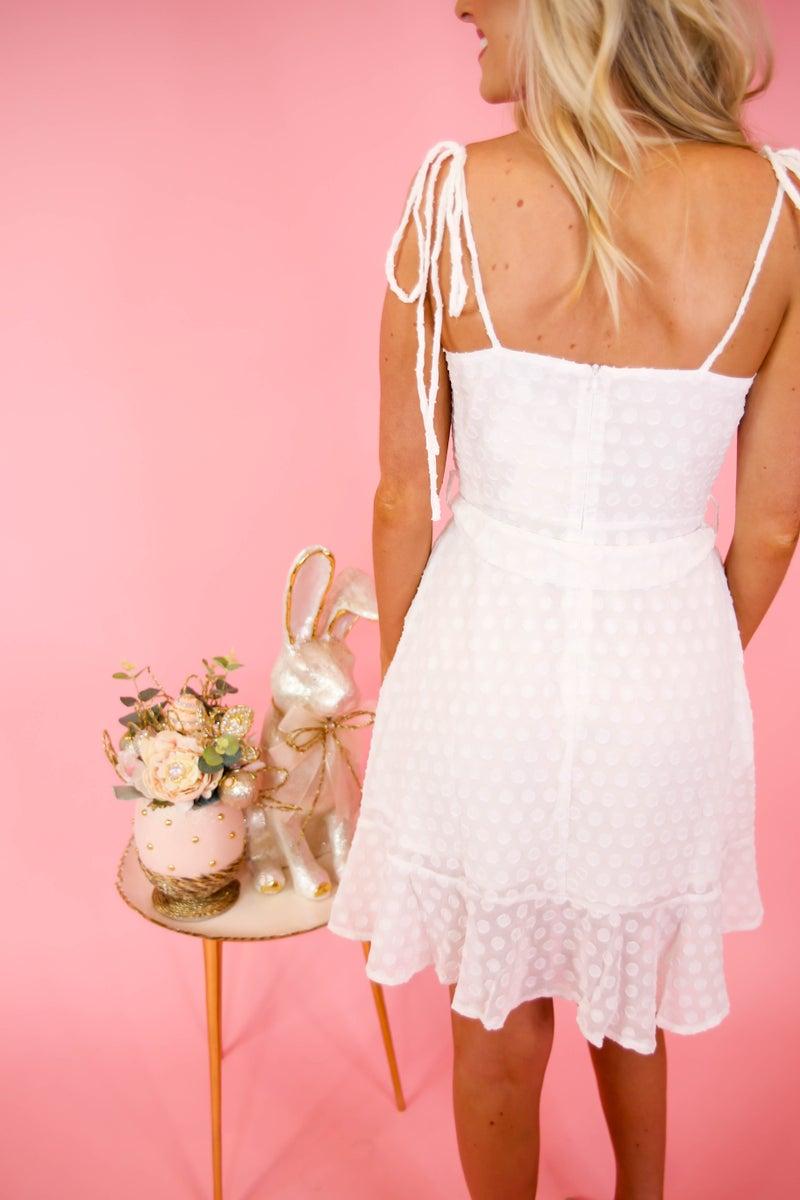 Polka Dot Dress *Final Sale*