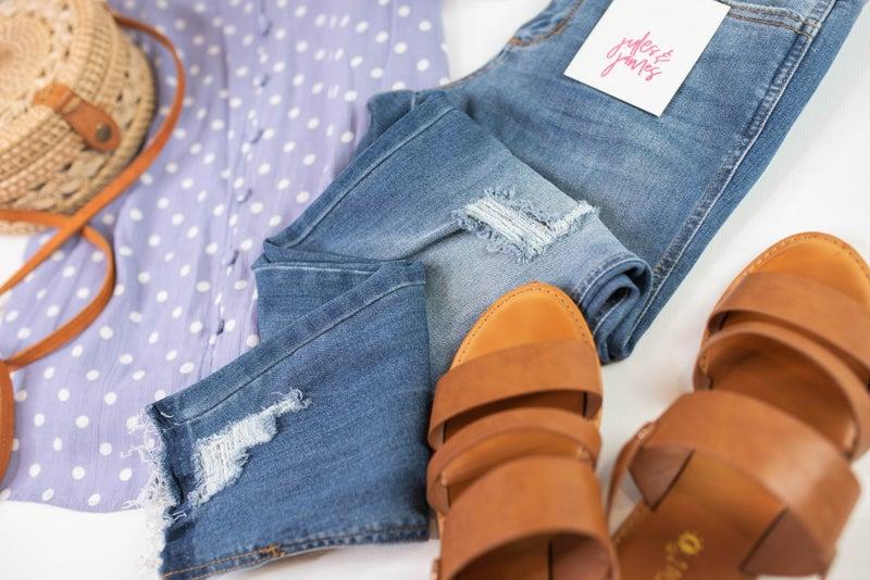 The Mia Jeans