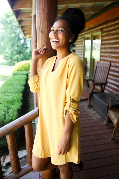 Pocket Full Of Sunshine Dress