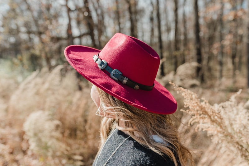 The Scarlet Bodega Hat