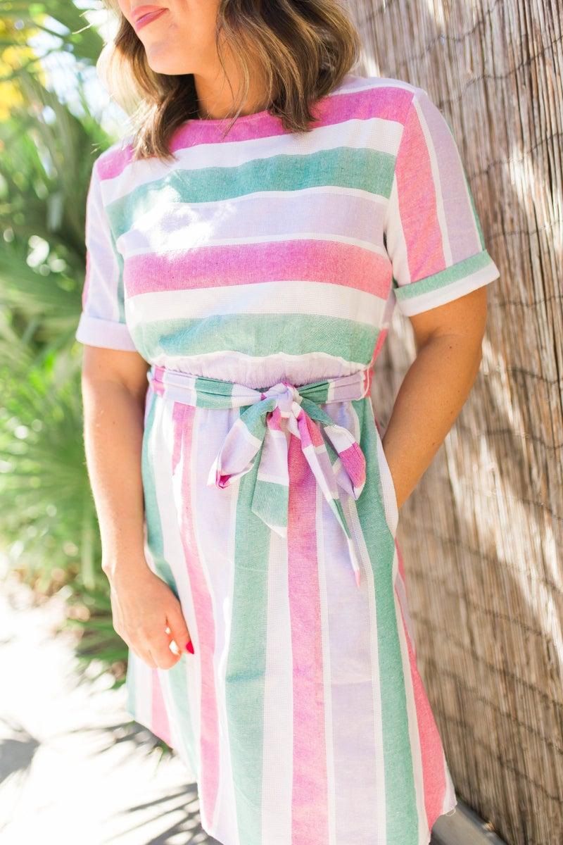 Summer is Calling Dress *Final Sale*
