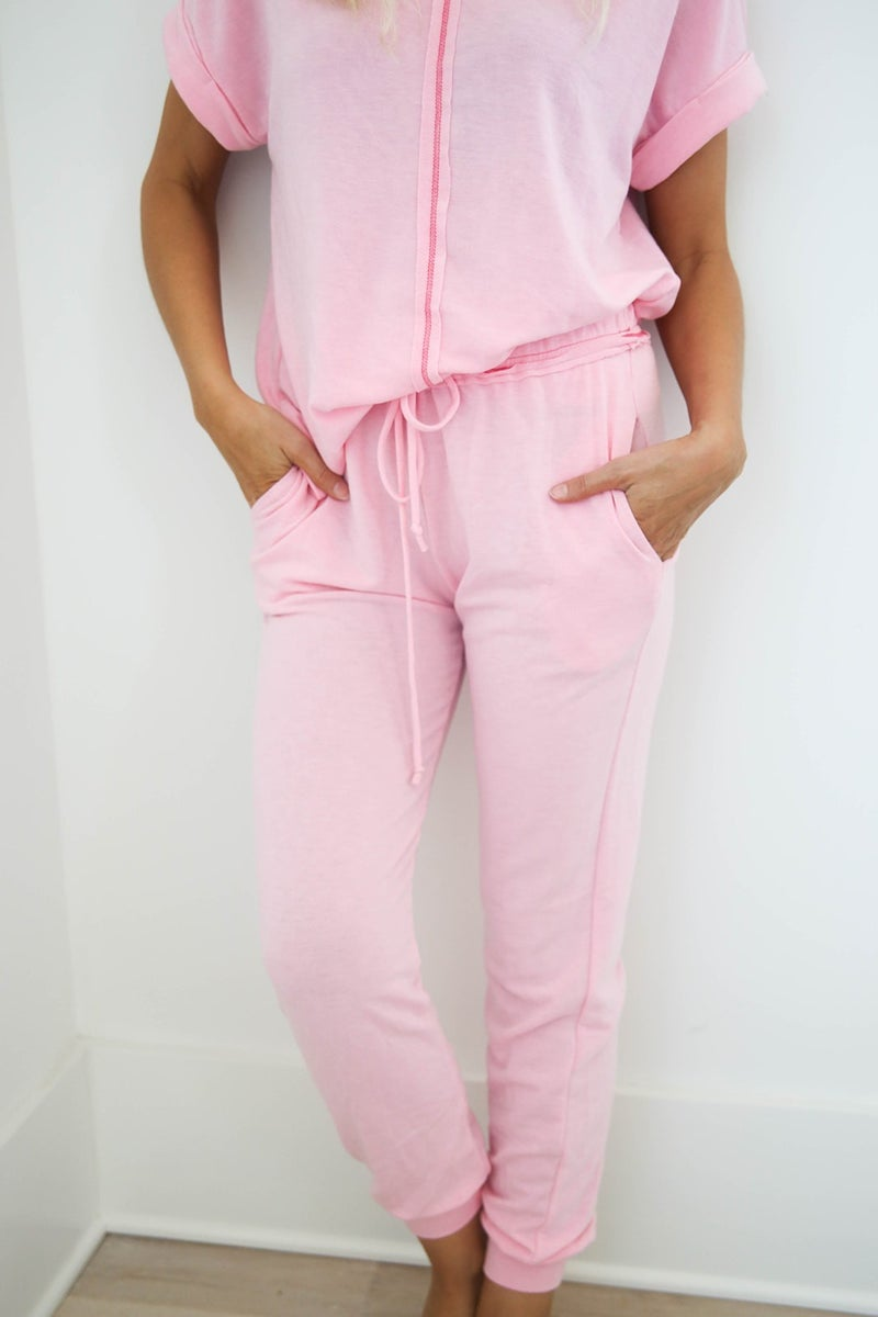Simple Comforts Loungewear Set