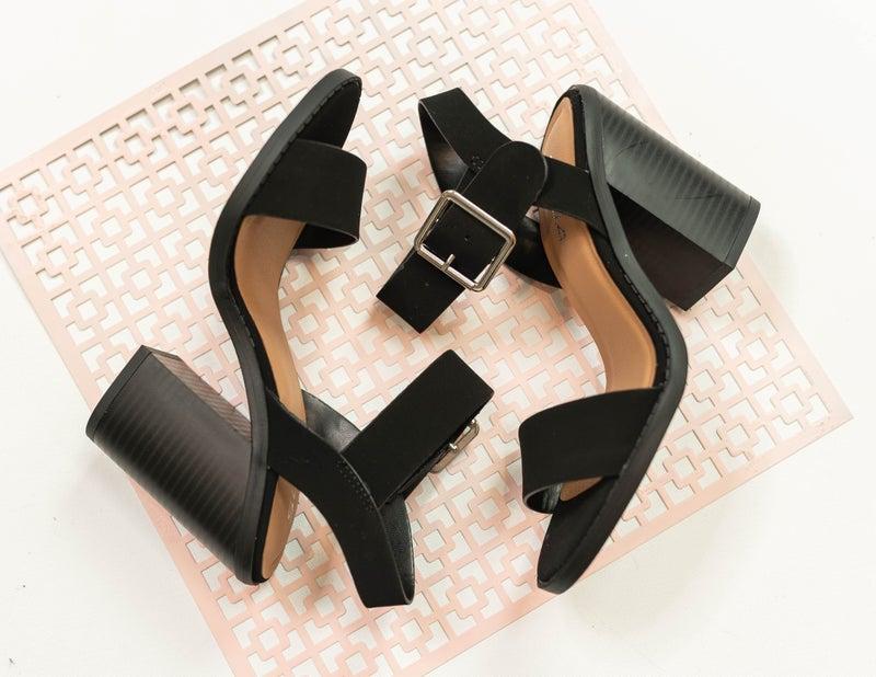 The Monica Heels