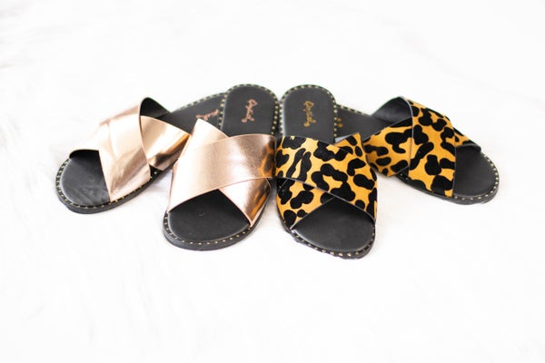 Hot Tropic Sandals *Final Sale*