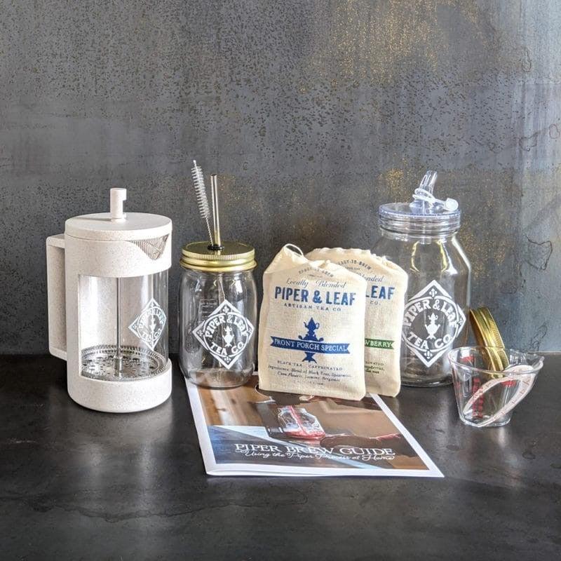 Piper Press Brew Kit