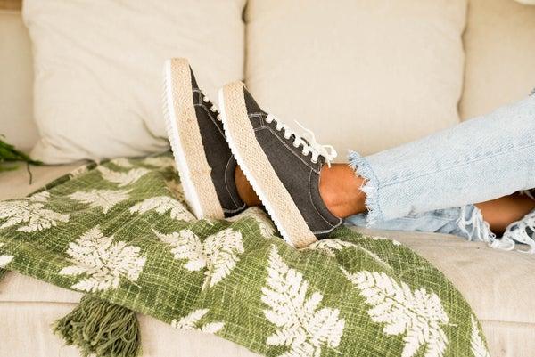 Nikki's Essential Espadrille Sneakers