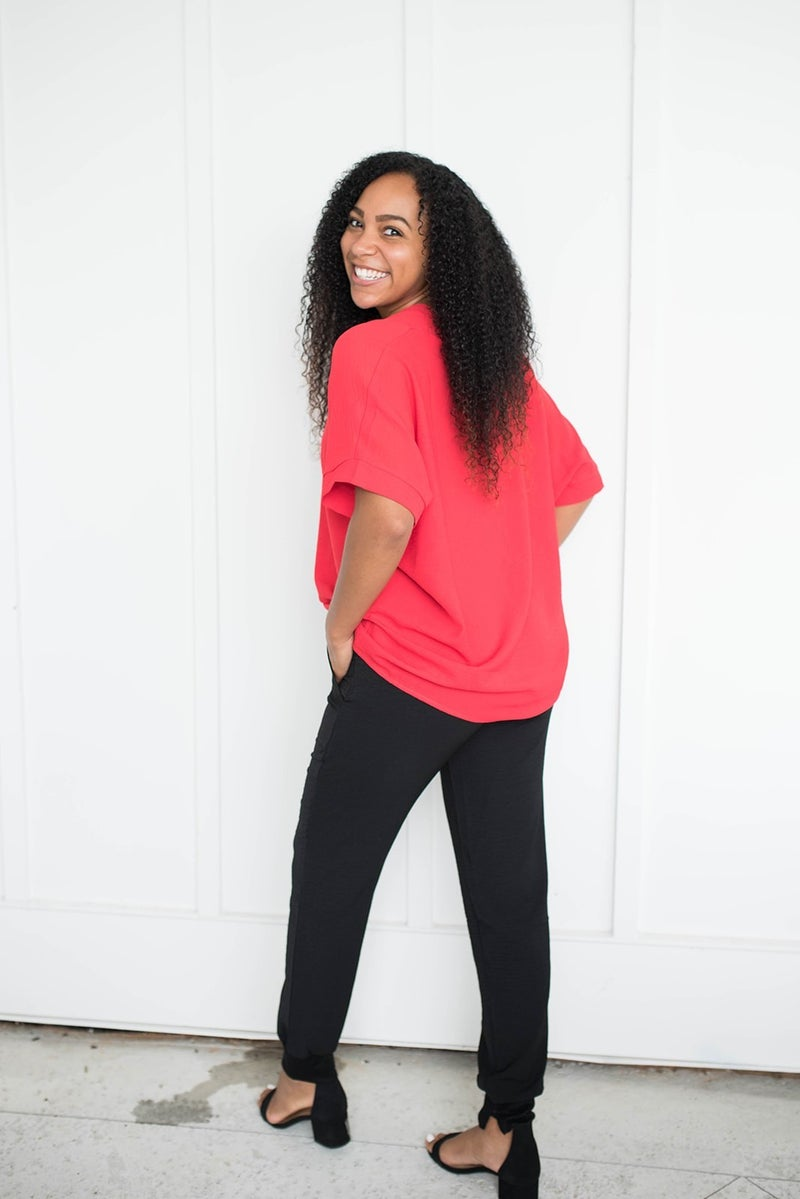Dressed Up Jogger Pants