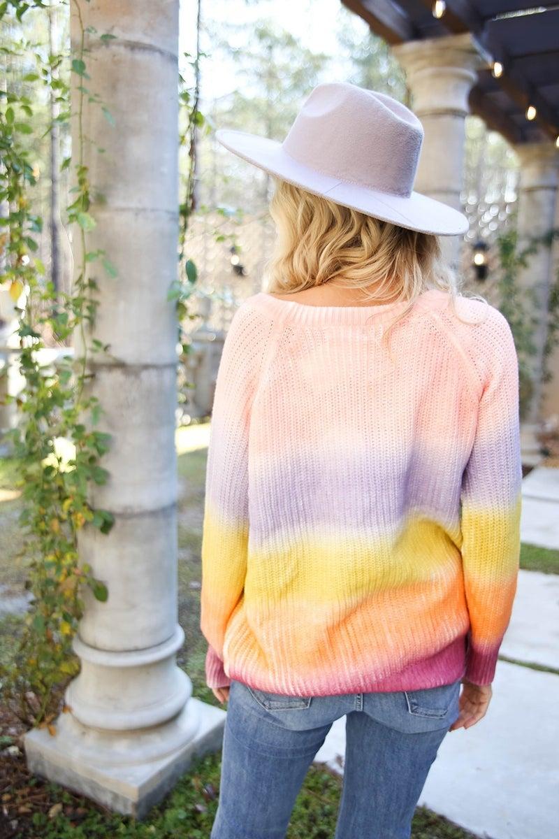 Fun in the Winter Sun Sweater