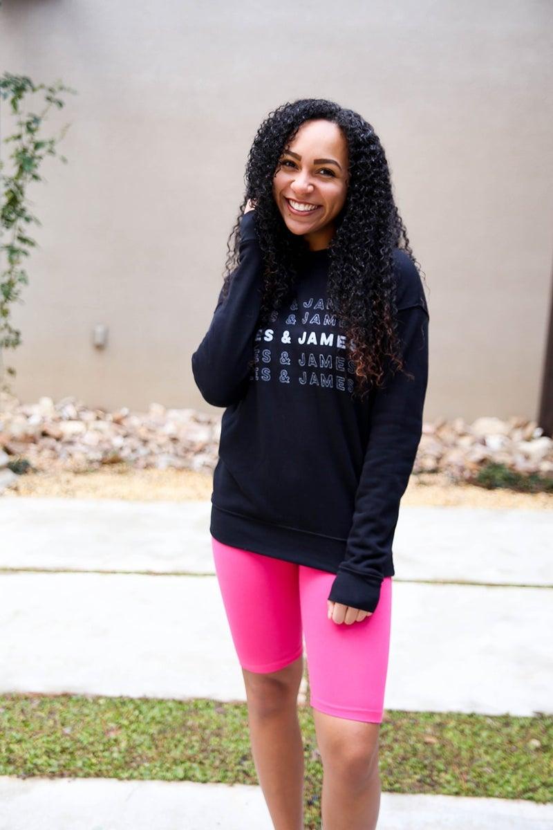 Biker Shorts - Hot Pink Deal $14.99! *Final Sale*