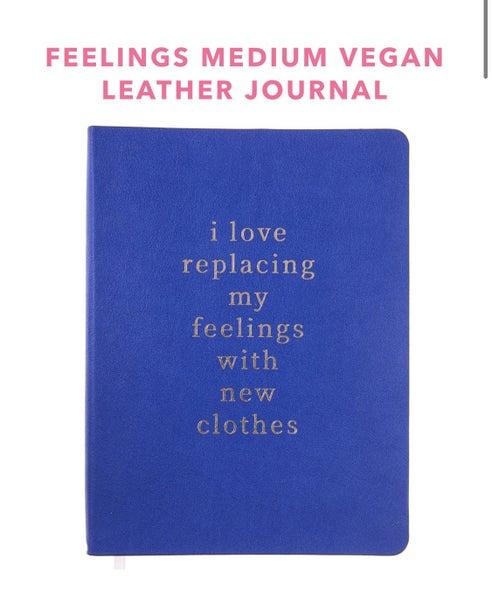Feelings Small Journal *Final Sale*