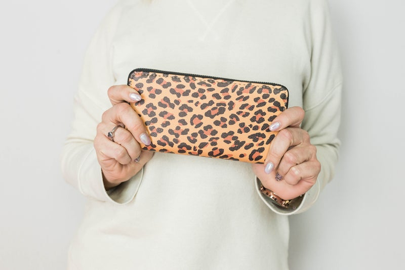 Hot Pink Deal - The Wild Side Wallet