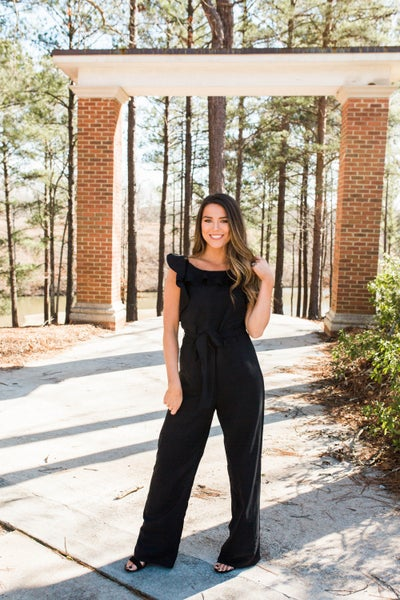 Dreaming of Dallas Jumpsuit