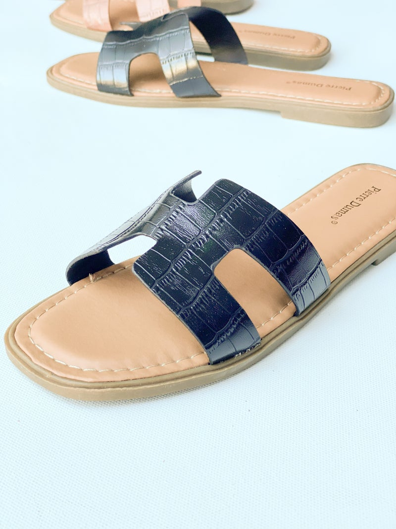 Girl on the Go Sandals