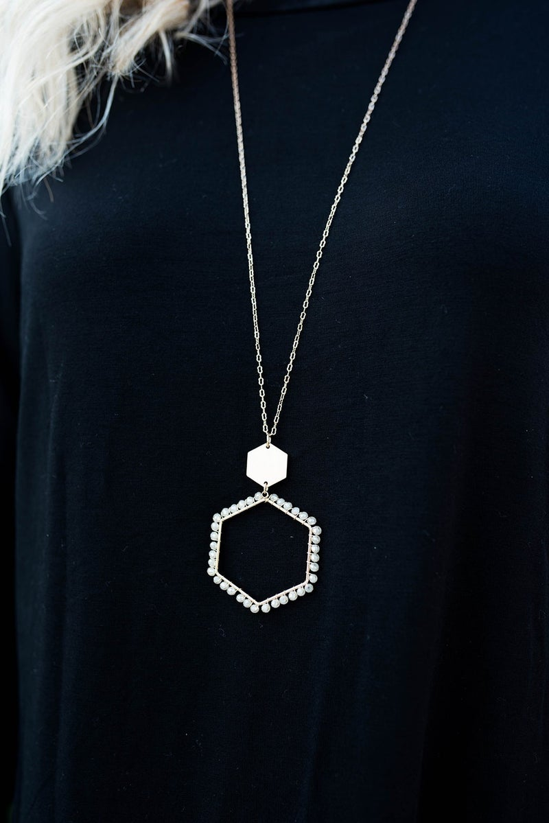 Born to Make a Statement Necklace *Final Sale*