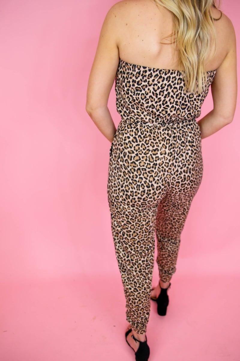 Cheetah, Cheetah Jumpsuit