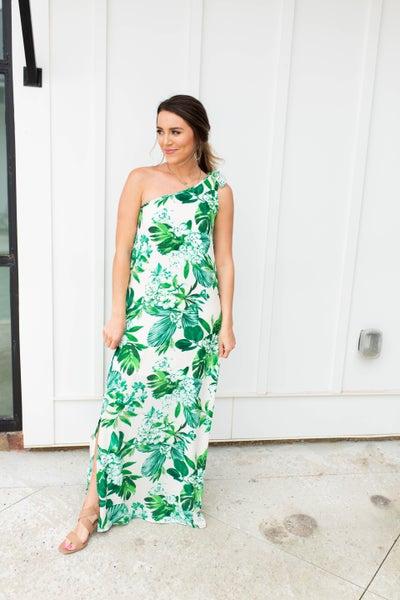 Feeling Tropical Dress *Final Sale*