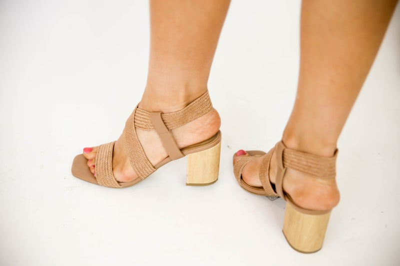 Sally's Saturday Heels