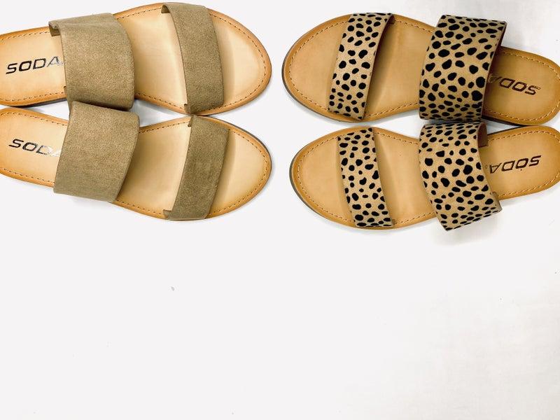 The Sara Jane Sandals *Final Sale*