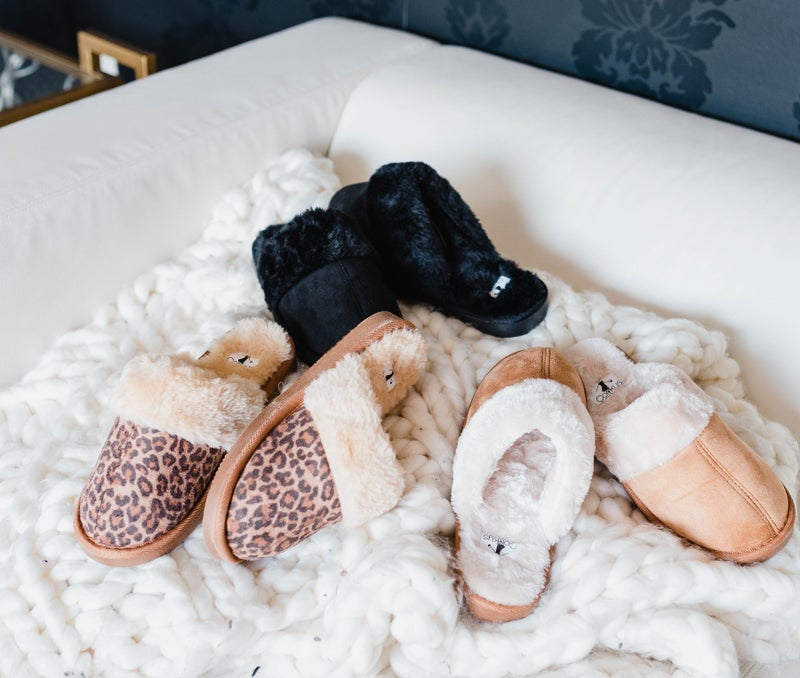 Corkys' Hit the Snooze Button Slippers