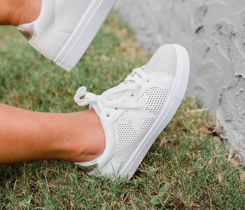 Retro Love Sneakers