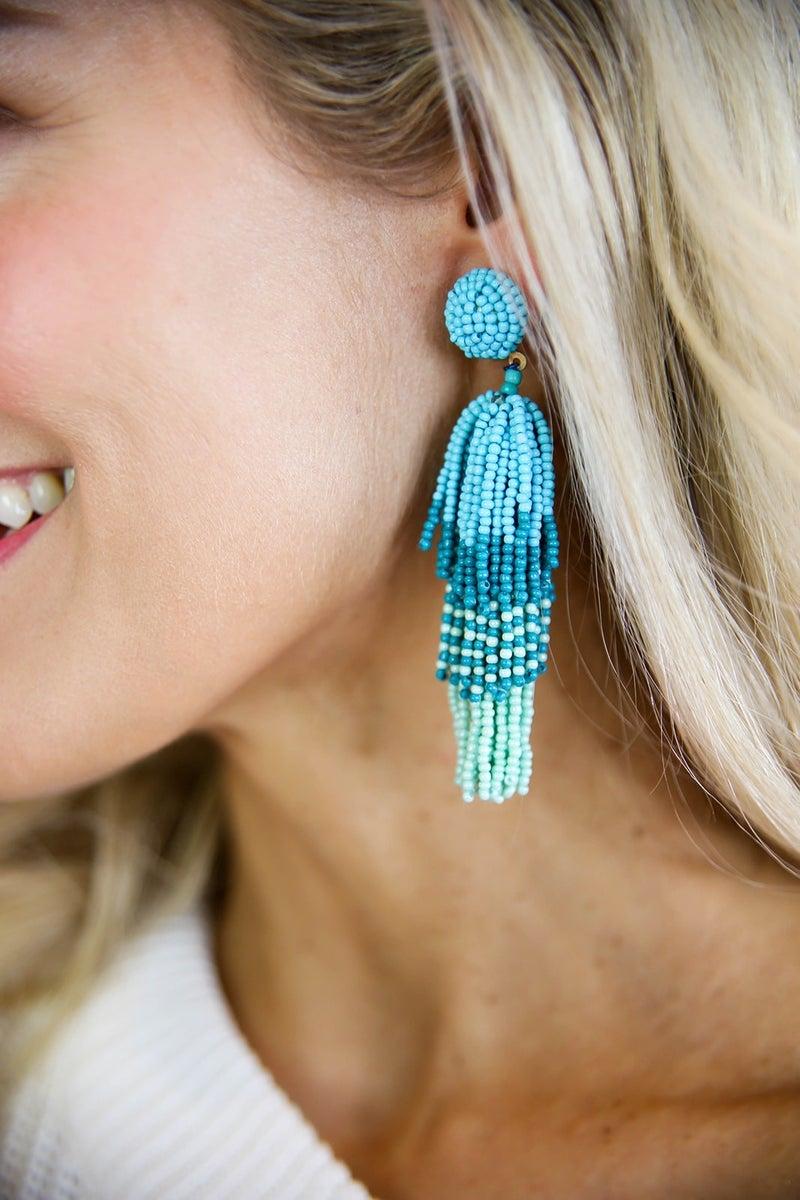 Tassels for Days Earrings