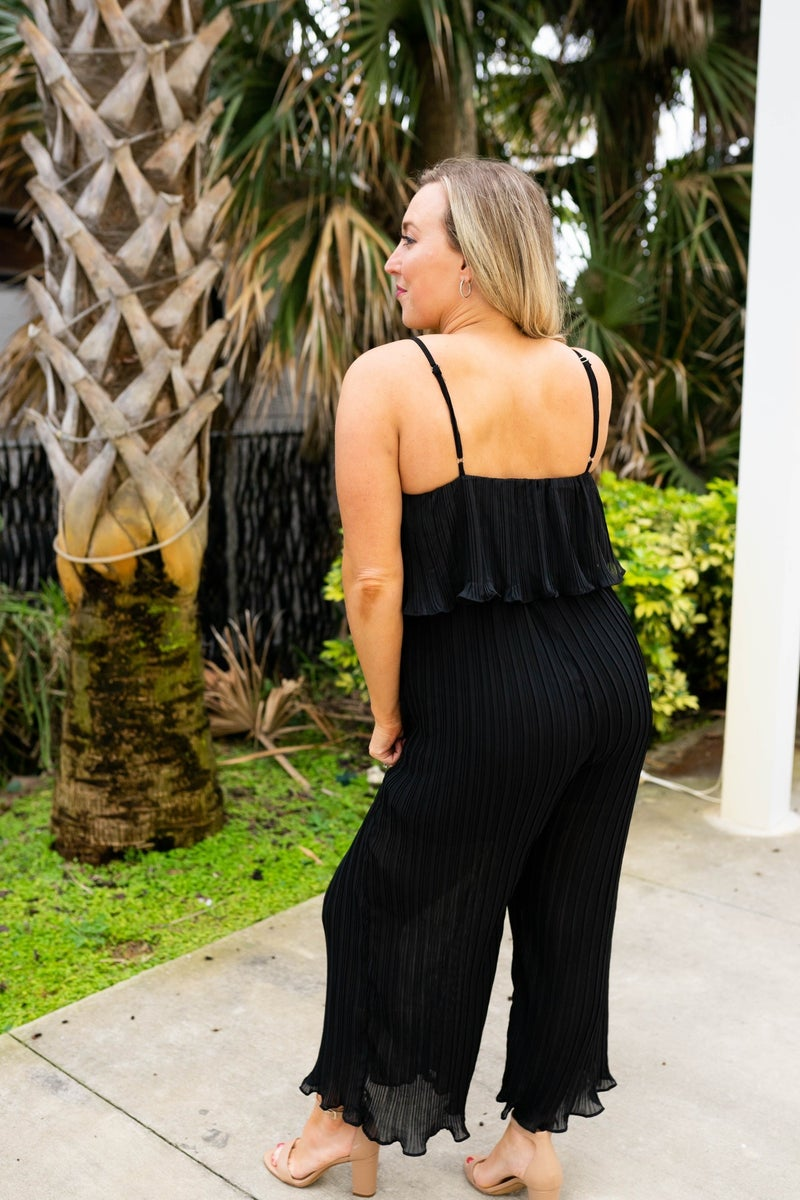 Simply Obsessed Jumpsuit *Final Sale*