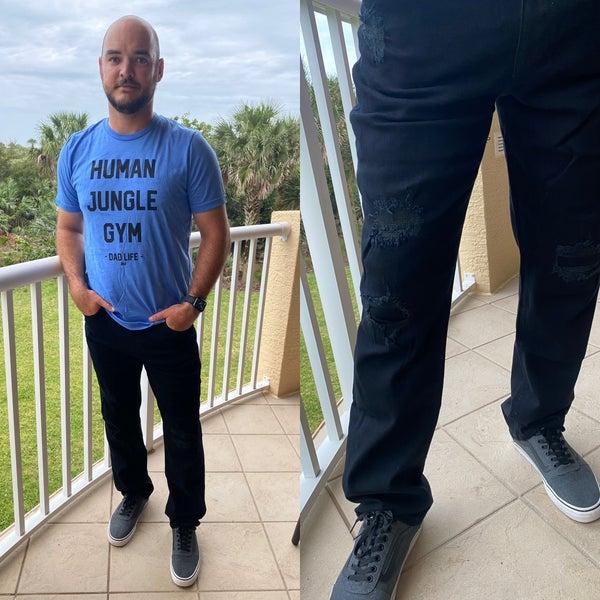 Josh's Favorite Black KanCan Jeans