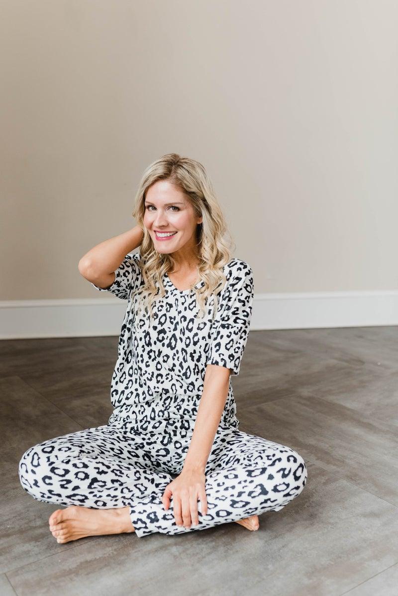 Cheetah Girl Loungewear