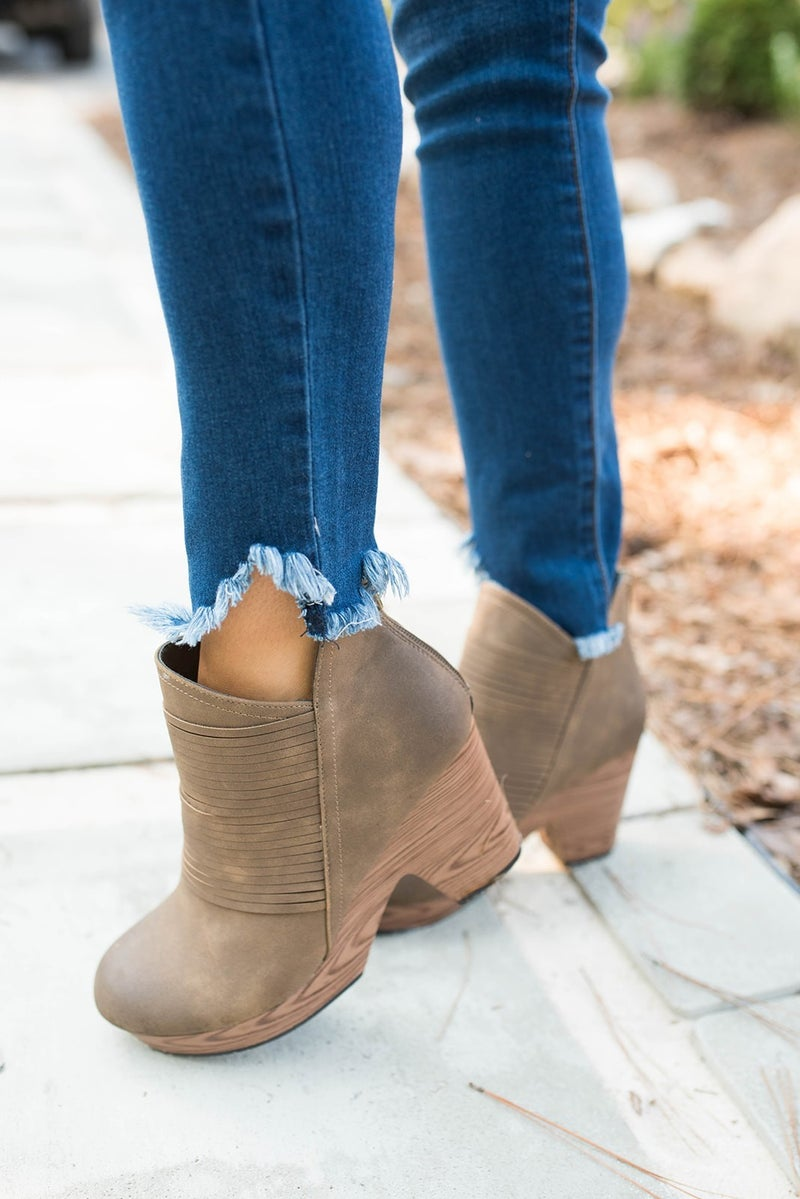 Born to Strut Booties
