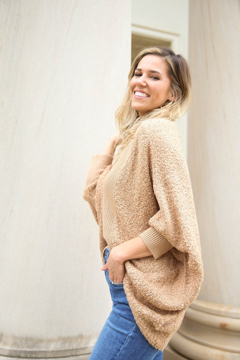 Smitten with You Sweater