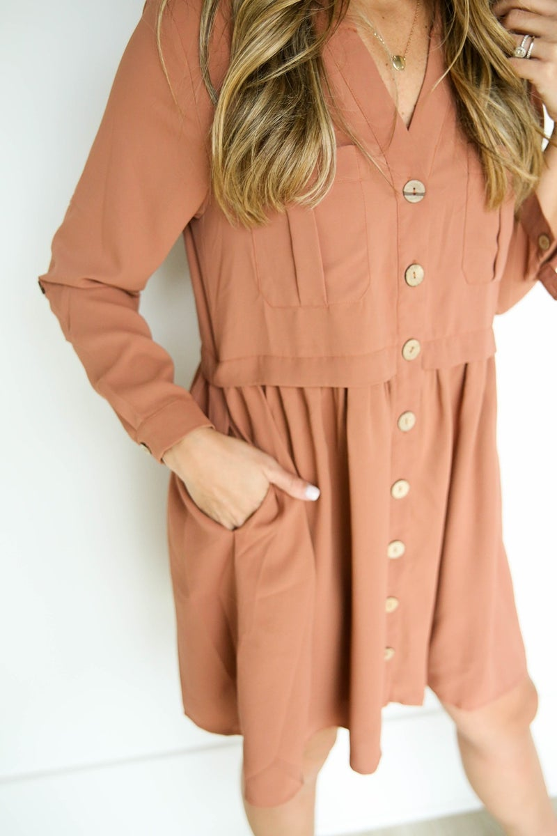 Brown Eyed Girl Dress
