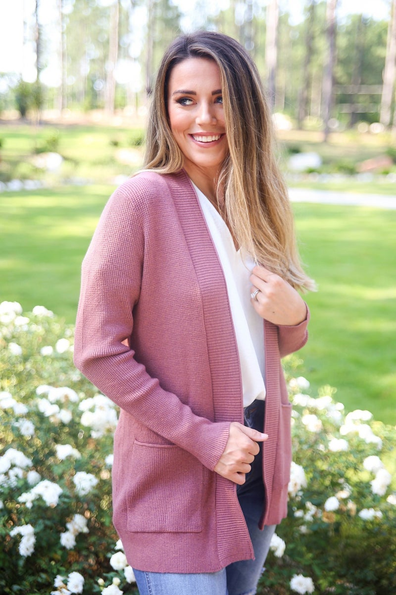 Our Fav Timeless Cardigan