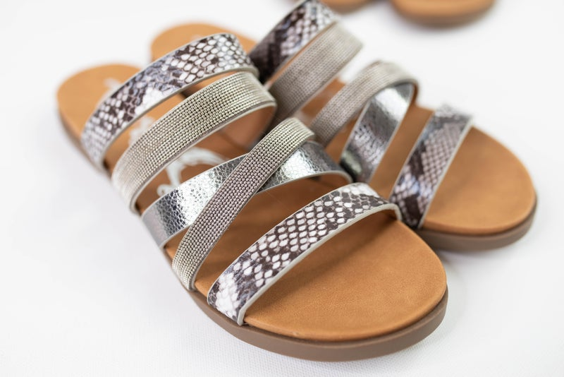 Wild About You Sandals *Final Sale*