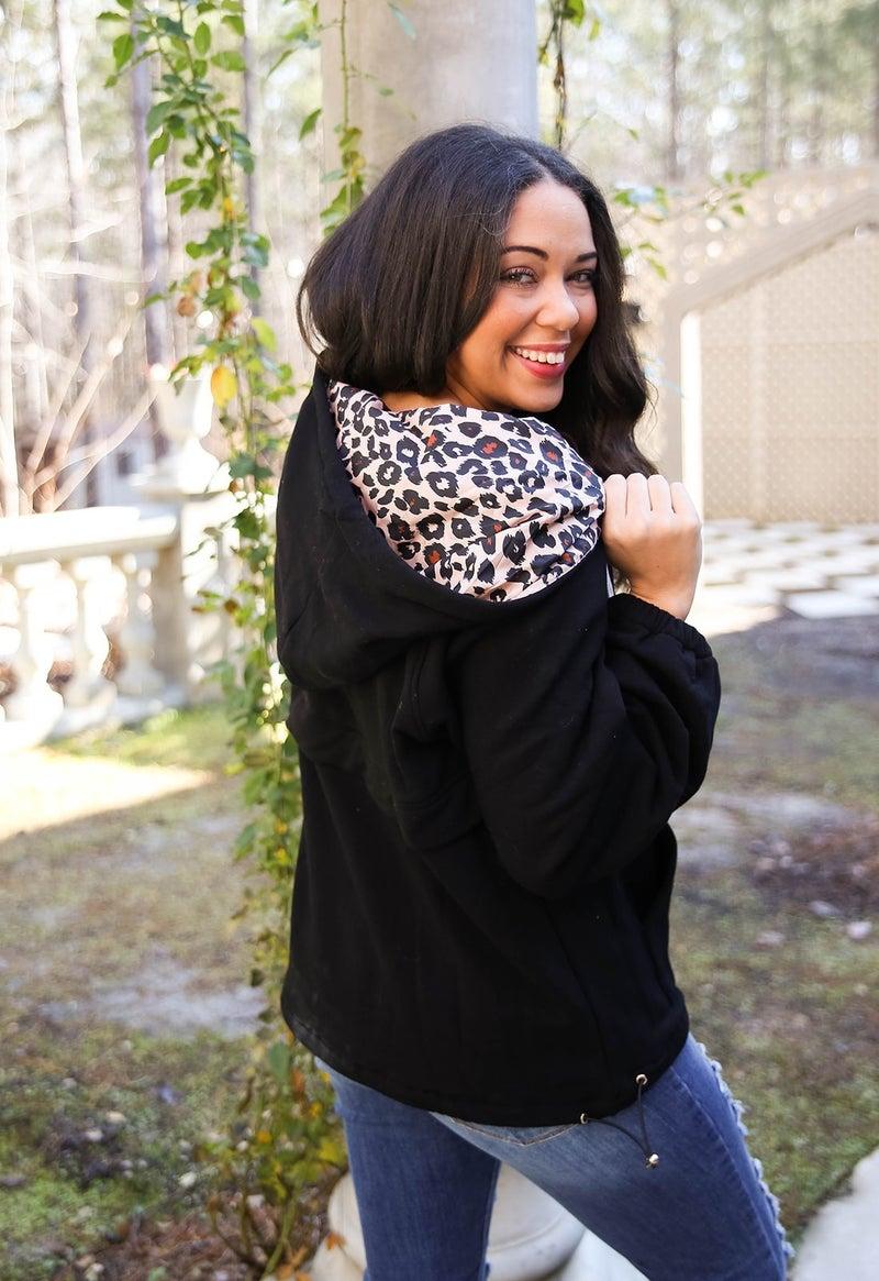 Going Shopping Cheetah Jacket