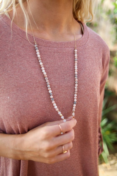 The Maya Necklace *Final Sale*