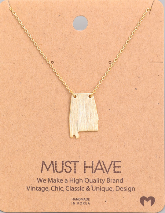 State Pride  Necklaces *Final Sale*