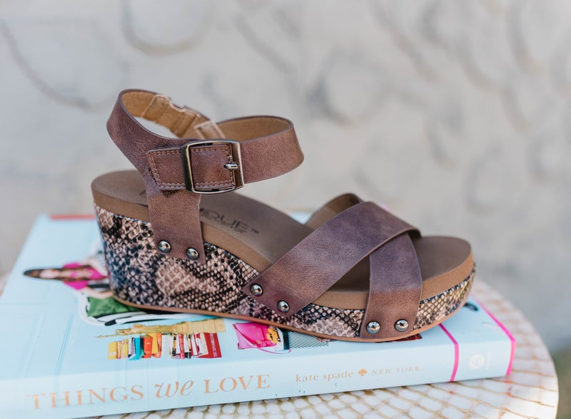 Corky's Transitional Sandals