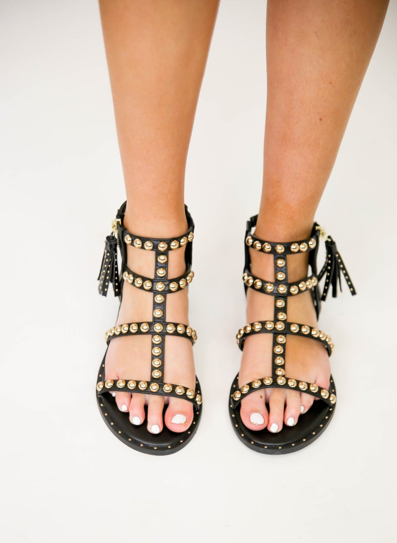 Studded with Flair Shoes