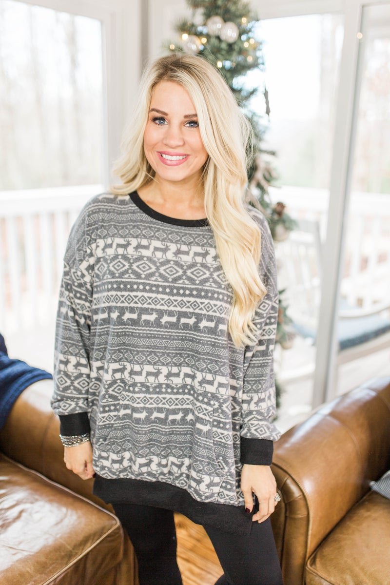 The Cold Never Bothered Me Anyway Top