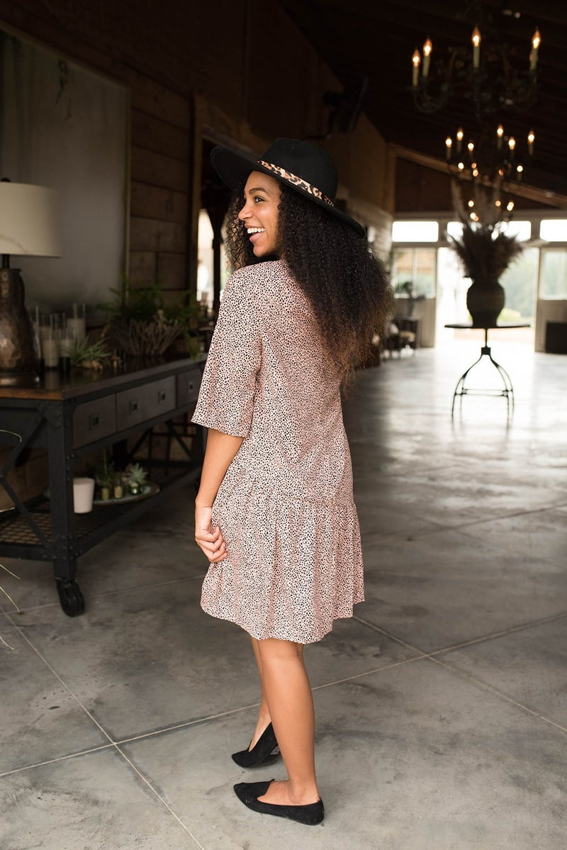 Right On Trend Dress